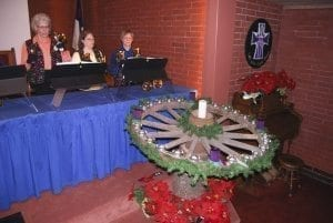 Churches all around the Clark County area will offer a variety of Christmas Eve and Day church services this coming holiday weekend, Dec. 24 and 25. Photo courtesy of Woodland Presbyterian Church