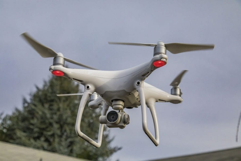 Some of the Federal Aviation Administration's drone rules are common sense — don't fly your drone over groups of people or next to your neighbor's window — but others are more complicated rules that drone operators may need to familiarize themselves with before flying their unmanned aircraft. Photo by Mike Schultz