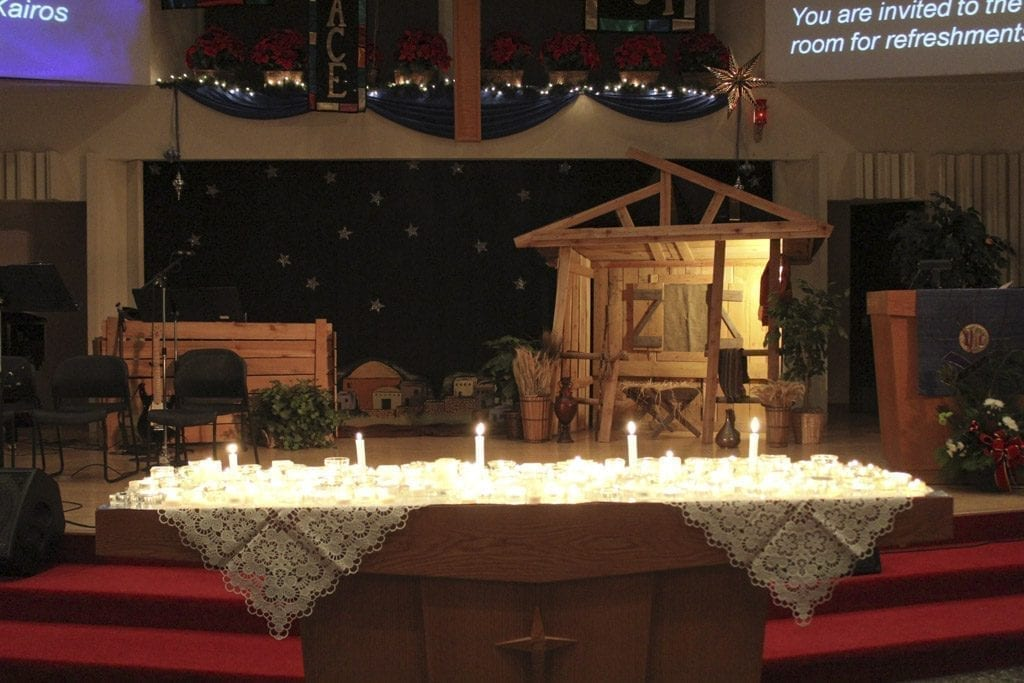 Longest Night Service to take place Wednesday