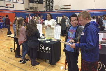 Ridgefield middle schoolers get a head start on post-high school planning