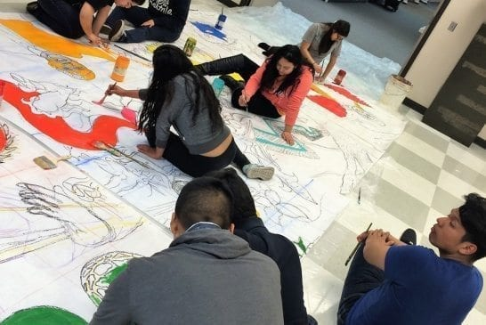 vancouver-police-mural-students-at-school