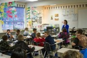 Woodland students learn about economics, the global marketplace