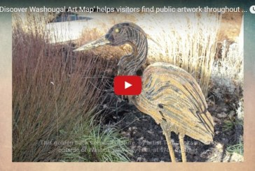 New 'Discover Washougal Art Map' helps visitors find public artwork throughout city of Washougal