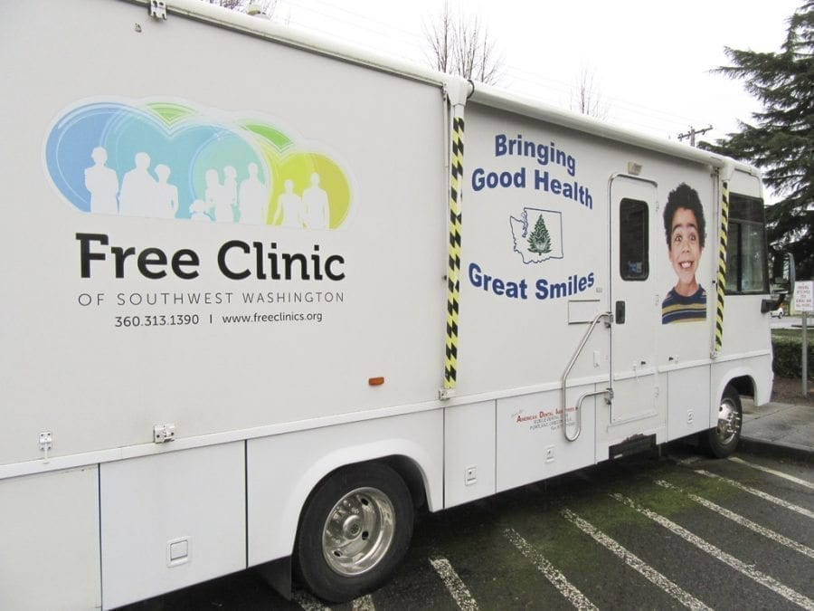 Free Clinic of Southwest Washington