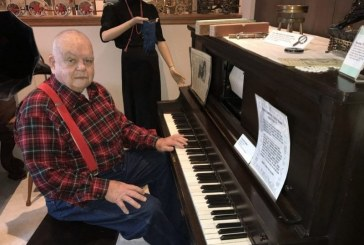 Historical Promotion grant will help Camas-Washougal Historical Society refurbish four antique instruments, including 131-year-old grand piano