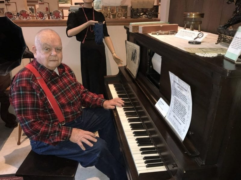 The Camas-Washougal Historical Society has received a $5,220 Clark County Historical Promotion grant to refurbish and repair four antique pianos and organs. All four instruments will be on display at the Two Rivers Heritage Museum in Washougal, when it reopens in March of 2017.