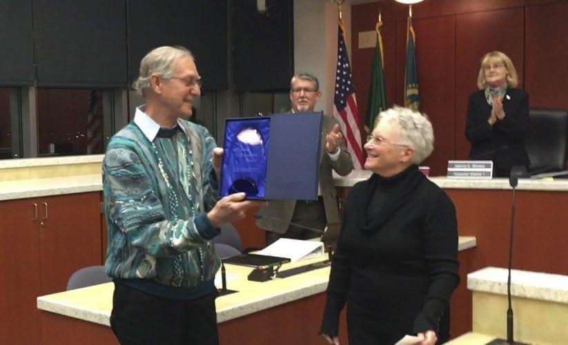 Clark County Arts Commission gives Lifetime Achievement Award to Battle Ground artist Jim Demetro