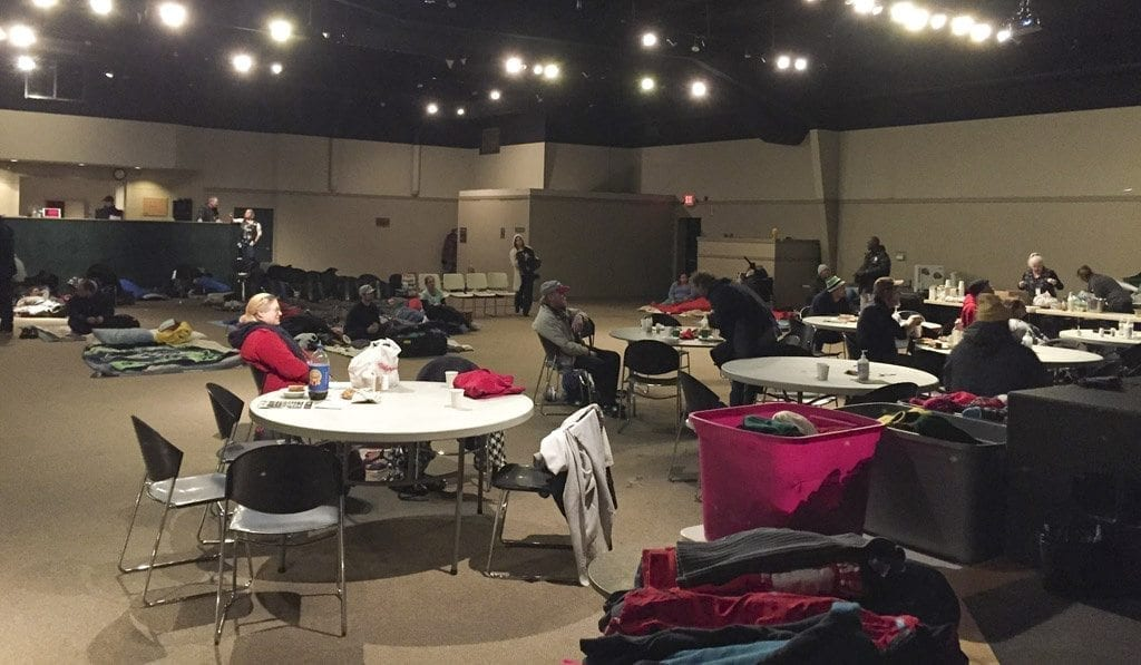 Those in need of a warm place to stay tonight are welcome at the Living Hope Church warming shelter, organized by the Live Love Ministry. The warming shelter will be open tonight, Fri., Jan. 6, from 6 p.m. until 9 a.m. tomorrow morning.
