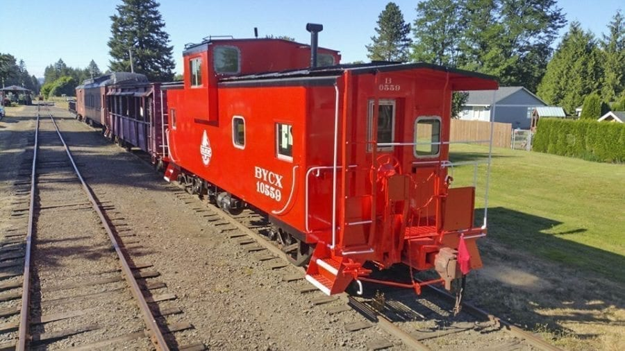 The Chelatchie Prairie Railroad hopes to begin building a new building this spring that will act as an area to repair, maintain and store locomotive cars. The building is a result of a $500,000 state grant.