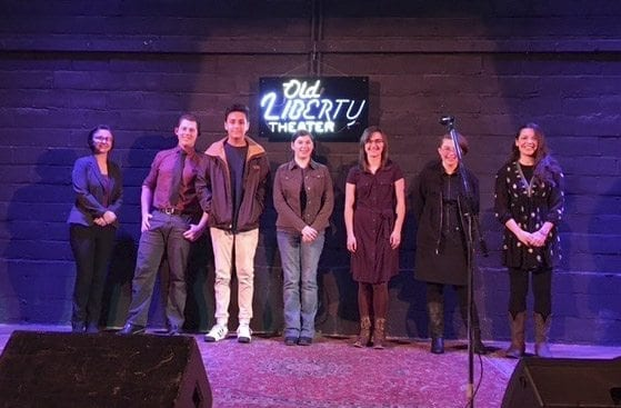 Ridgefield High School students take center stage in Poetry Out Loud contest
