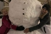 Reader submission: HUGE snowman!