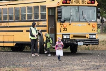 Parents of Woodland Public Schools students can track student's bus location in real time