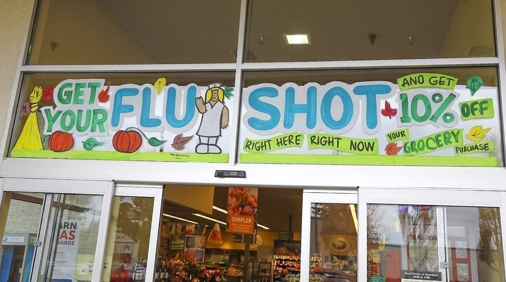 Flu shot vaccine is widely available in Clark County. To get vaccinated, call your health care provider or pharmacy. If you don't have health insurance, call Sea Mar Community Health Centers at (360) 852-9070 or the Free Clinic of Southwest Washington at (360) 313-1390 to make an appointment for a low-cost flu shot. Photo by Mike Schultz