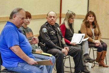 Battle Ground police chief, community members discuss prevention of marijuana use by youth