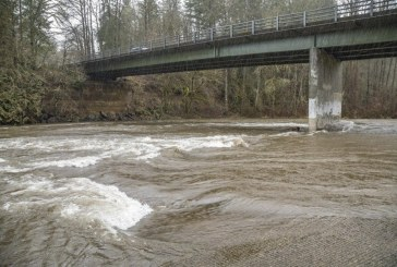 Flood Watch in effect for several Clark County areas this afternoon through Friday night