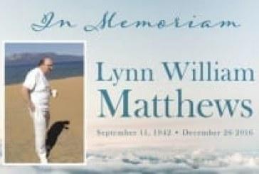 Lynn William Matthews