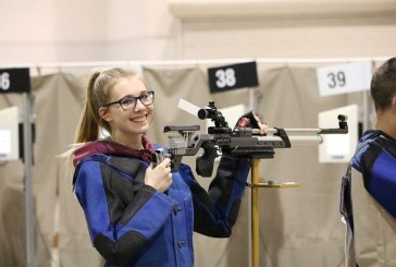 AFJROTC cadets receive high honors at regional air rifle championships