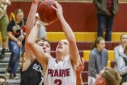 Seth Hall pours in 30 to lead Prairie to playoff win