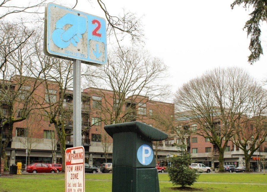 Vancouver is revamping parking in its downtown area, replacing hundreds of coin meters with new pay stations