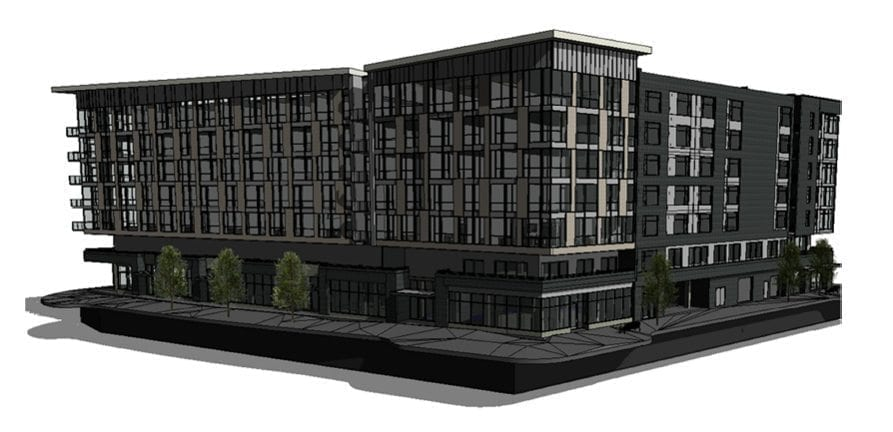 Vancouver City Council approves five multifamily housing developments for tax abatement program, adding nearly 550 new residential units to the city's housing supplies within the next three years.