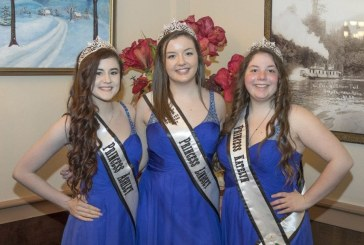 2017 Woodland Planters Days Court announced