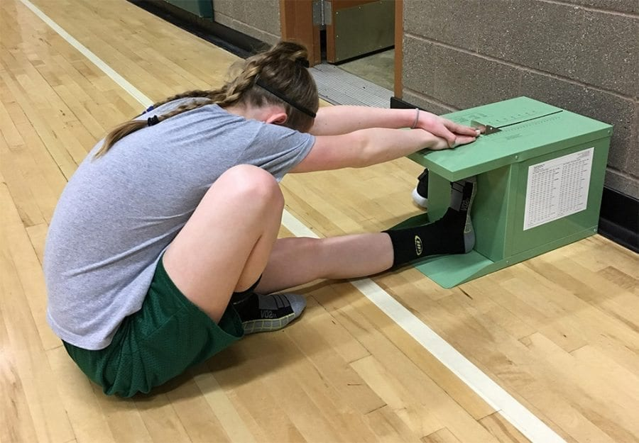 Today's PE classes are more than running laps and playing sports