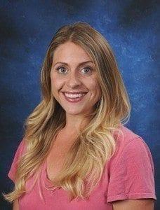 Stefanie Foster, Ridgefield High School family consumer science education teacher