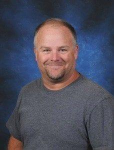 Mark Cook, Ridgefield High School photography class teacher