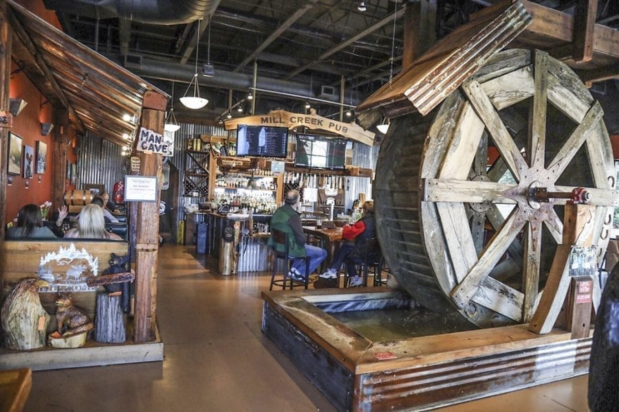 """Mill Creek Pub in Battle Ground is one of several restaurants in the Clark County area that has been recognized as a """"Healthy Neighborhood Restaurant."""" Photo by Mike Schultz"""