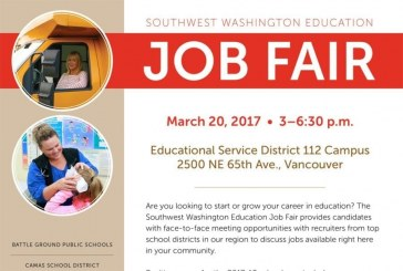 SW Washington Job Fair features school districts seeking candidates