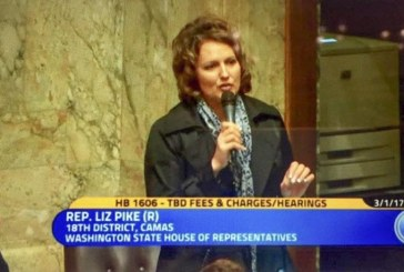 Rep. Liz Pike's transportation fee transparency bill clears House floor