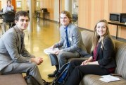 Woodland High School hosts nearly 300 students competing in the Future Business Leaders of America Winter Conference
