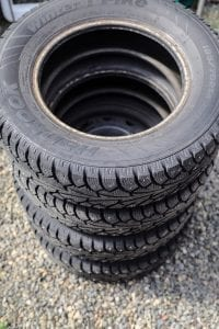 County residents can drop off block foam, electronic equipment, refrigerators, freezers, air conditioners, scrap metal and no more than five tires without rims per person at six remaining spring cleaning events scheduled around Clark County. Photo by Mike Schultz