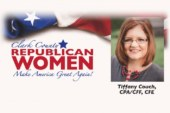 Tiffany Couch to provide keynote address at Republican Women's Dinner