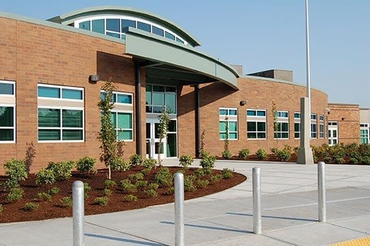Eleven schools in the ESD 112 region are 2016 Washington Achievement Award winners, including the Vancouver School District's Dwight D. Eisenhower Elementary School, shown here. Photo courtesy of the Vancouver School District