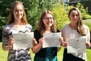 Ridgefield High School students honored for achievements in STEM