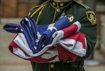 Fallen officers remembered, honored at annual ceremony