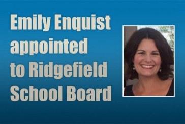 Emily Enquist appointed to Ridgefield School Board
