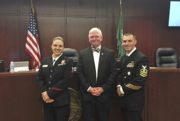 Battle Ground councilors host annual Military Appreciation Night