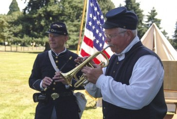 Memorial Day Observance at Fort Vancouver National Historic Site will honor Vancouver's Military
