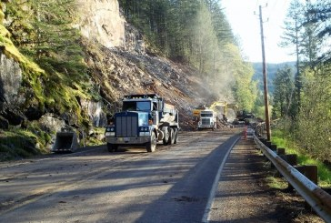 SR 503 east of Woodland partially reopens