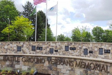 Memorial Day ceremony to be held in Battle Ground