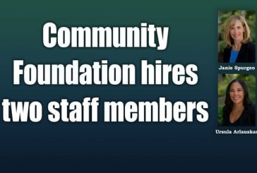 Community Foundation hires two staff members