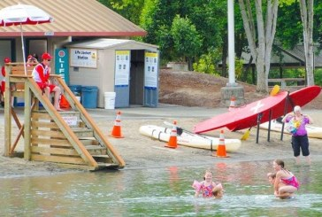 Lifeguards return this weekend to Klineline Pond