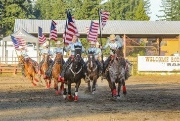 Vancouver Rodeo set to ride again