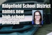 Ridgefield School District names new high school principal