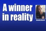 A winner in reality