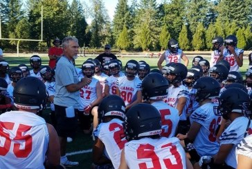 Camas Papermakers want an encore to their state football championship