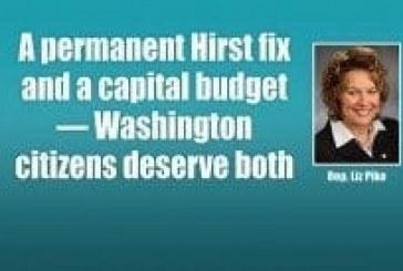 A permanent Hirst fix and a capital budget — Washington citizens deserve both