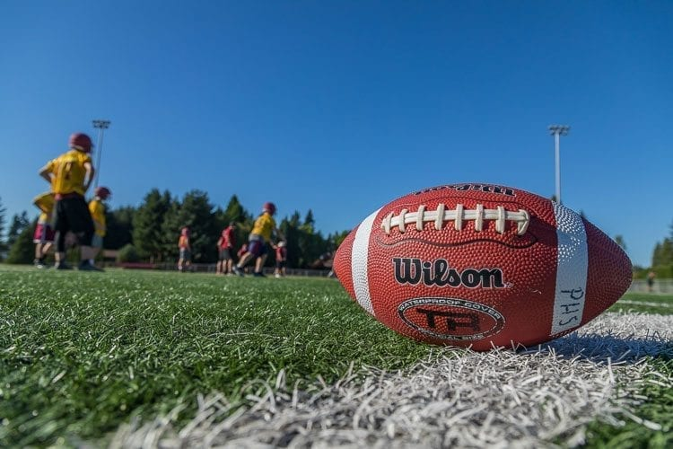 With a new offensive coordinator and a focus on four-wide passing attack, the Prairie Falcons hope this year's team will be a fun, competitive team looking for a playoff berth. Photo by Mike Schultz